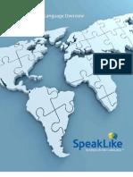 What is SpeakLike?