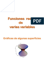 Funcion de Variables