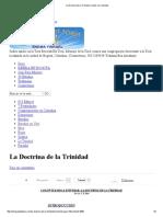 La Doctrina de La Trinidad _ Judios en Colombia