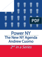 Andrew Cuomo Power Ny
