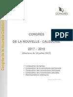 20170719 Composition congrès 2017-2018