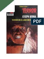Berna Joseph - Seleccion Terror 398 - Terror en El Lago Negro