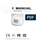 12300197_Clinical Centrifuge User Manual_en