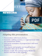 Lancet Newborn Short PPT REVISED-Oct 7