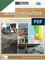 2016 Boletin Tecnico Chancay Microzonificación Sismica