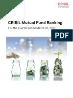 CRISIL Mutual Fund Ranking-Mar-2017