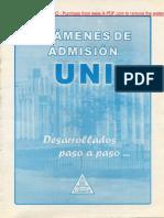 UNI-2001 Al 2008 Examenes Desarrollados