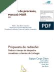 Método MAR para rediseñar procesos.ppt