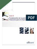 4. Fundamentos de La Direccion Financiera para el empresario