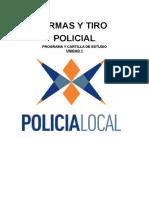 Armas y Tiro Policial