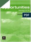 Longman - New Opportunities Intermediate Language Powerbook