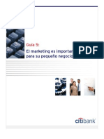 5. El Marketing Es Importante