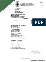 Ombudsman indictment of Noynoy Aquino