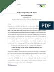 BenZvi Recent History of Jewish Biblical Theology