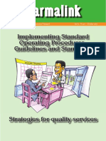 Impementing Standard Operating Procedure Guidelines