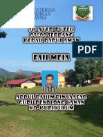 Cover Buku Log Gpk