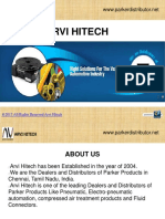 Arvi Hitech-Parker Distributors