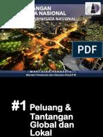 Pengembangan Pariwisata Nasional PP 50 2011
