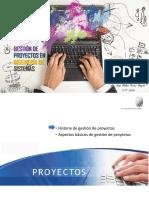 Gestion de Proyectos - Clase Nro. 1