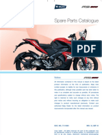 Parts Catalogue Bajaj Pulsar RS200 Rev New 2016