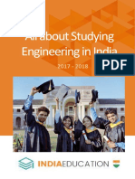 eBook All About Studying Engineering India