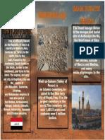 Iraq Brochure