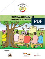 Financial Literacy for Smallholder Farmers