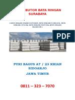 DISTRIBUTOR BATA RINGAN FALCON, 0811 – 323 – 7070 (WA)
