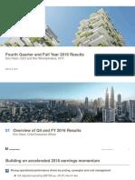 03022017-Finance-lafargeholcim Fyr 2016 Analyst Presentation-En