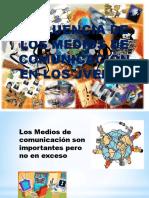 España. Medios de comunicacion