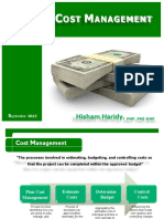 4_Project Cost Management
