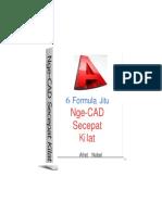 1. 6 Formula Jitu NgeCAD Secepat Kilat