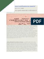 Anatol Basarab Ce Ascunde Numarul Certificatului de Casatorie