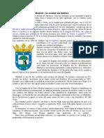 Madrid Texto