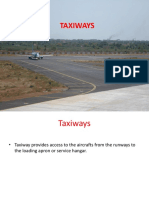 Taxiway Design