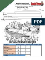 Examen 4ºGrado Educacion Primaria