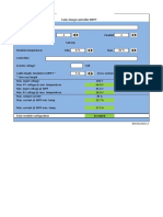 MPPT Calculator