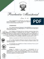 Modifican Esquema de Tratamiento de la Tuberculosis (MDR, XDR)