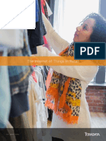 The Inernet of Things in Retail