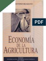 Bejarano Jesus - Economia de La Agricultura PDF