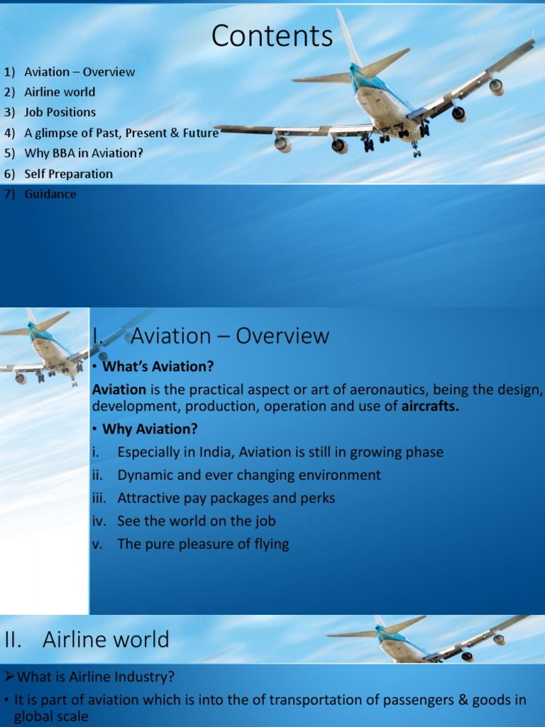 Aviation | Aviation | Airlines