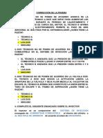 Correcciones de Las Pruebas 1 Autotronica