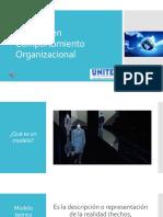 Modelos en Comportamiento Organizacional (Grupo Whats)