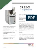 Manual CRX 85
