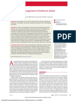 Diagnosis and Management of Asthma in Adults
