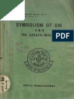 Symbolism of OM and the Gayatri Mantra