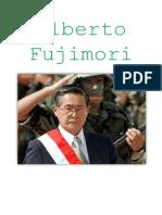 Biografía de Alberto Fujimori