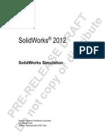 277299696 SolidWorks Simulation Tutorial