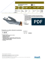 HyFlex11-727 Es Productsheet