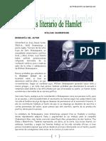 Analisiis Literario de Hamlet